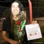 emilia spinelli y sus flores