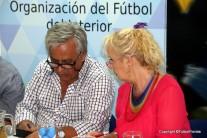 Eduardo Segura y Martha Costoya. Foto Pedro Tristant